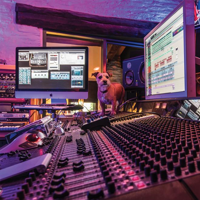 Mouse-oxford-recording-studio